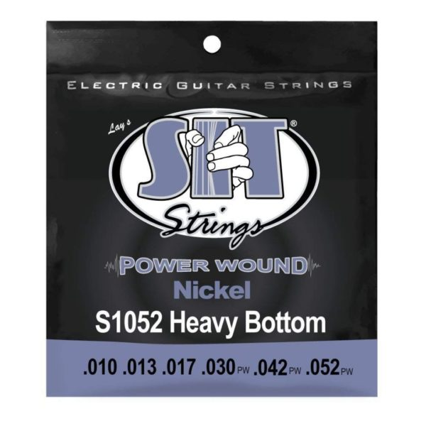 SIT S1052 HEAVY BOTTOM POWER WOUND NICKEL ELECTRIC