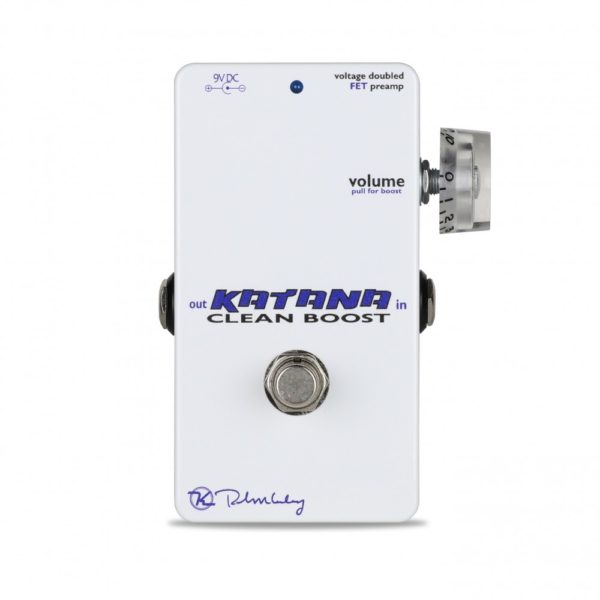 Keeley Katana Boost Pedal