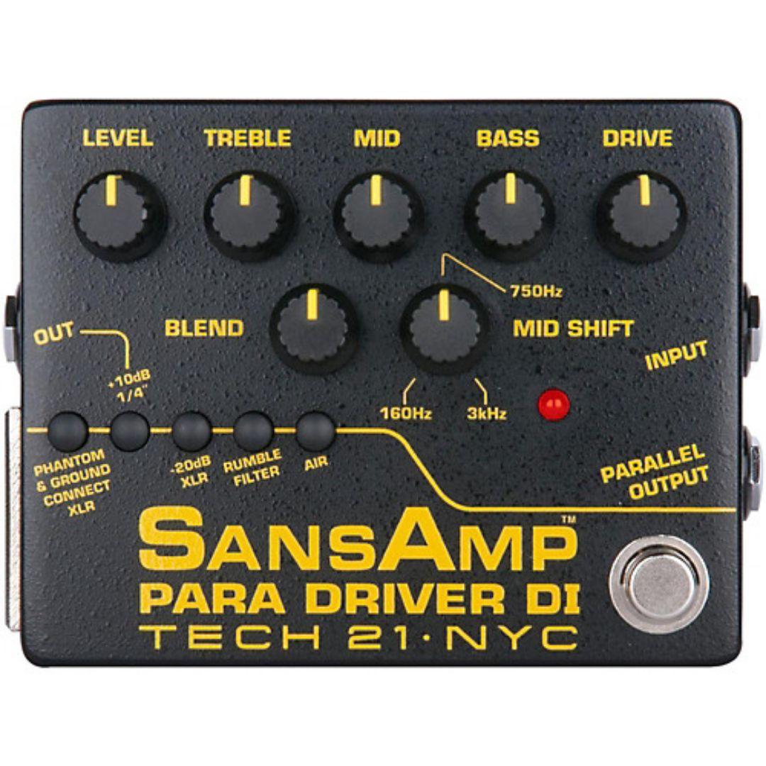 Tech 21 SansAmp Para Driver