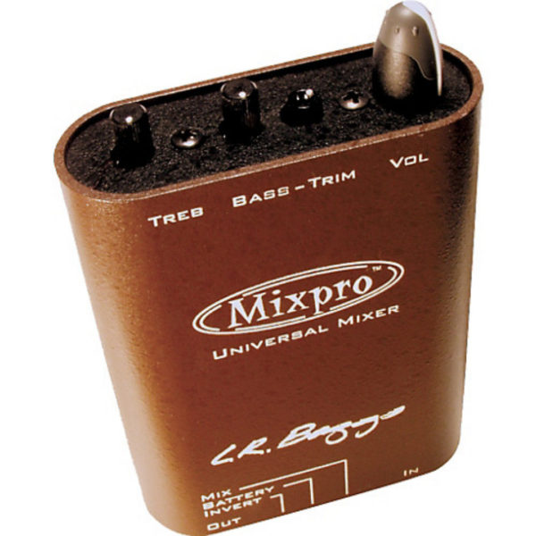 MixPro Dual-Channel Preamp