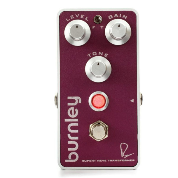 Bogner Burnley Distortion Pedal